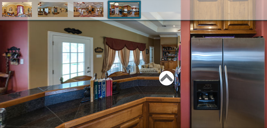 a real estate virtual tour